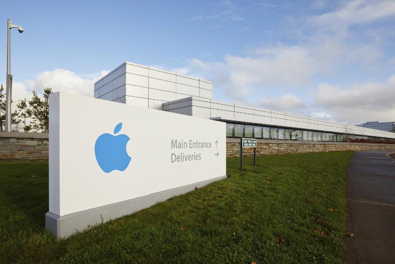 Apple Campus in Cork existiert 40 Jahre